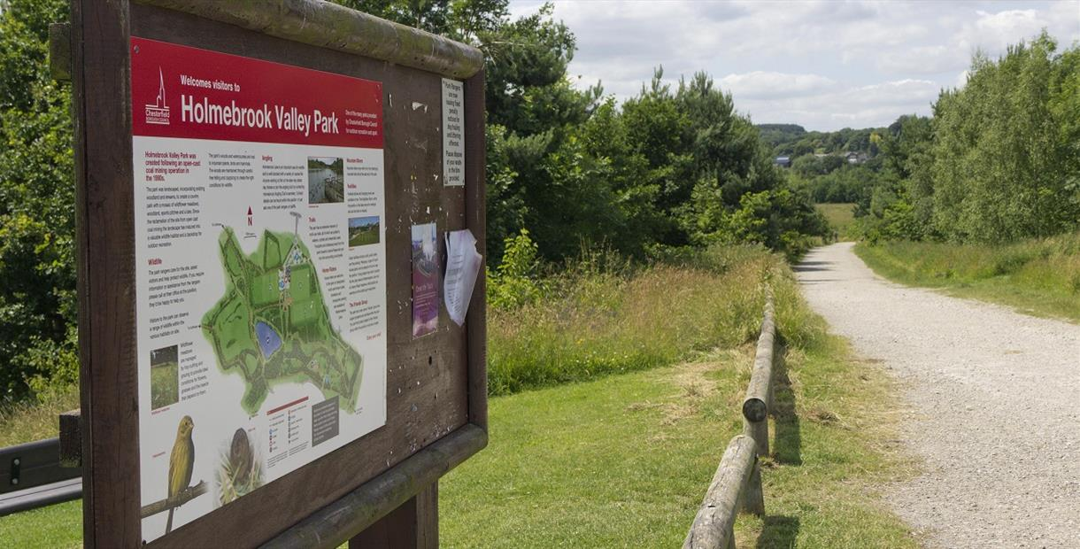Holmebrook Valley Country Park - Country Park in Chesterfield
