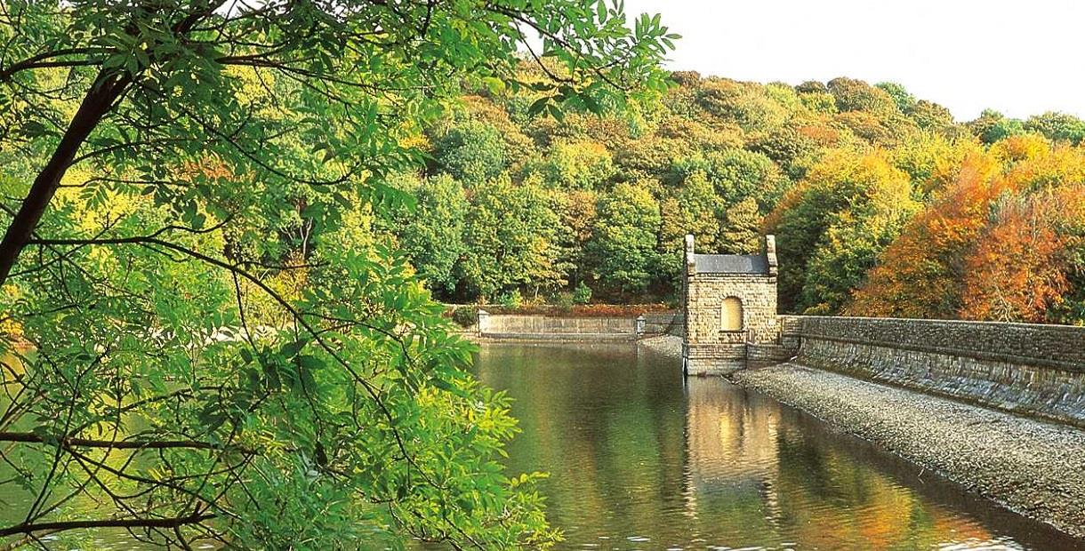 Linacre Reservoirs Reservoir In Chesterfield Chesterfield