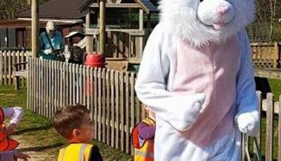 Easter at Matlock Farm Park
