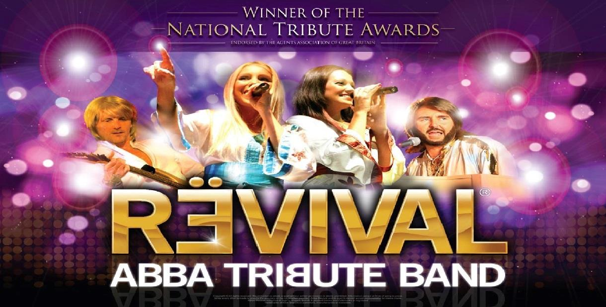 Rail Ale Party Night with ABBA Tribute
