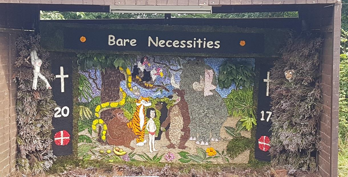 Barlow Well Dressing 2017