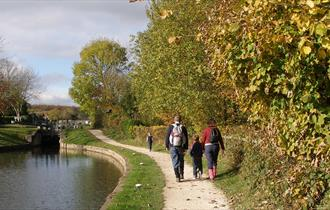 Chesterfield Canal Walking Festival
