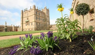 Talk: Bolsover Castle Through the Ages
