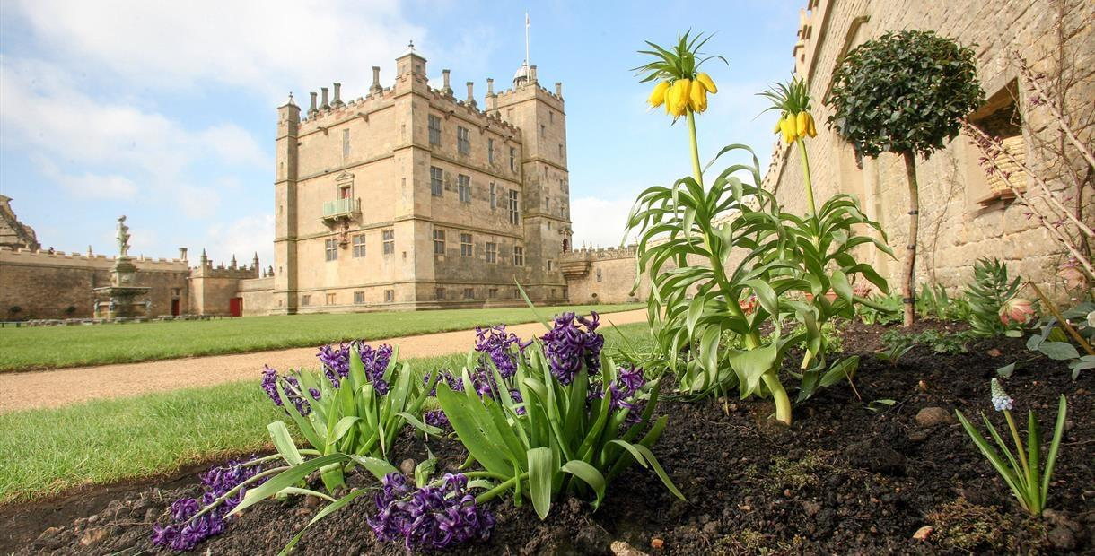 Easter Adventure Quest at Bolsover Castle