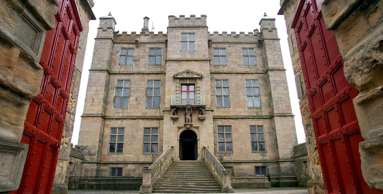 S44 Bus Time >> Bolsover Castle - Castle in Chesterfield, Bolsover - Visit ...