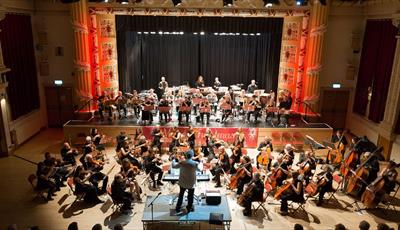 Chesterfield Symphony Orchestra: A Night at the Movies