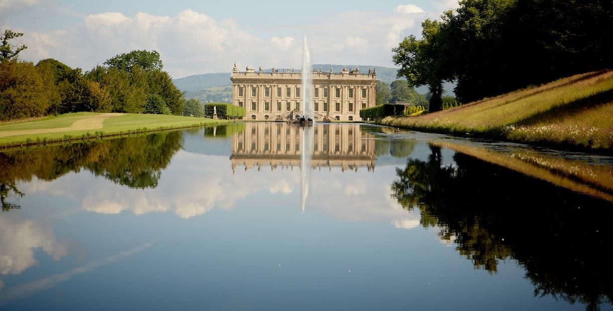 Days out by bus from Chesterfield - Chatsworth