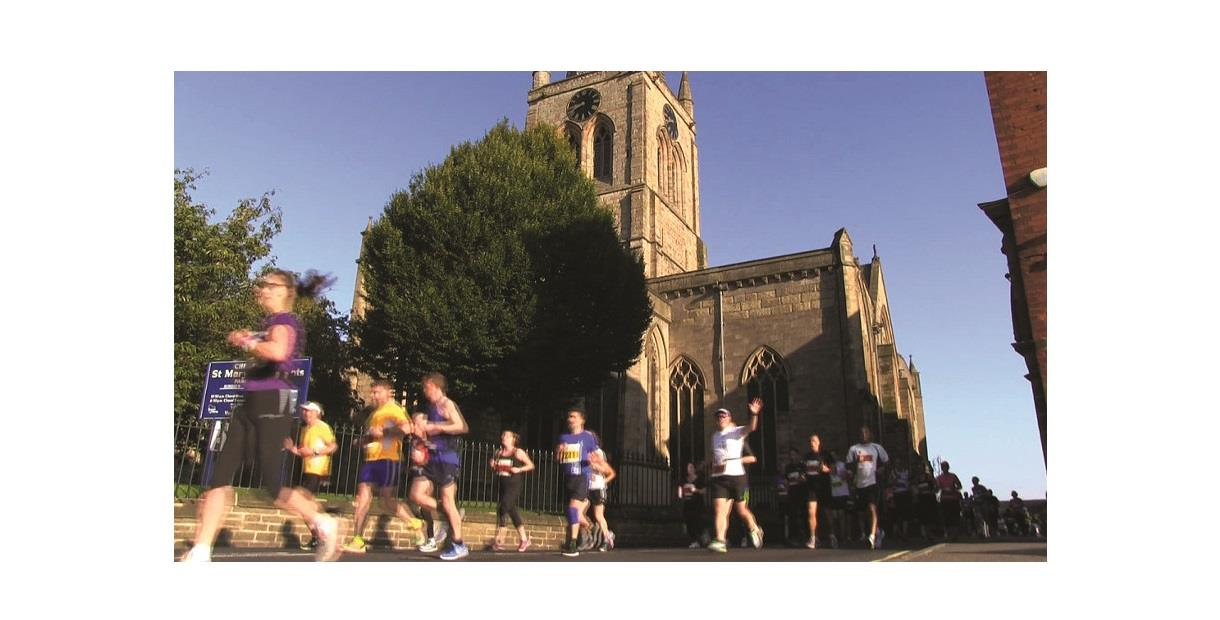 Chesterfield Half Marathon