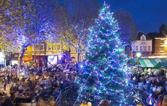 Chesterfield Christmas Lights Switch On - CANCELLED