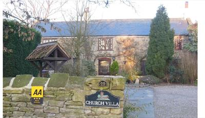 Church Villa B and B