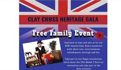 Clay Cross Heritage Gala