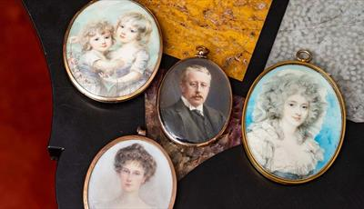 Portraits from the Devonshire collection