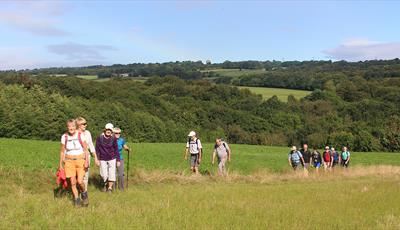 Dronfield Barn Rotary Walk - Short Loop