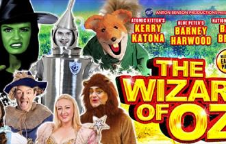 Easter Pantomime - the Wizard of Oz