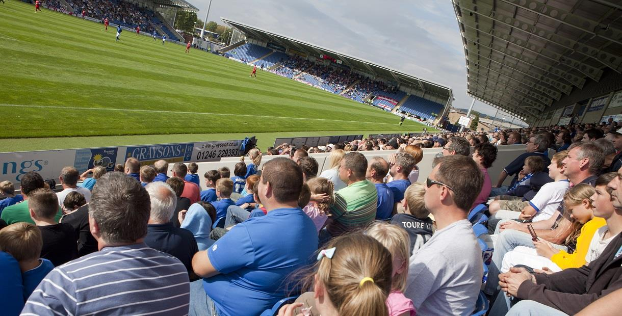 Chesterfield v Sutton United