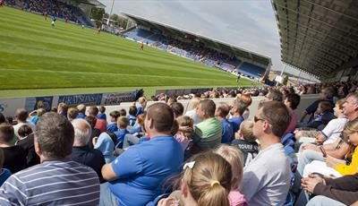 Chesterfield v Ebbsfleet United