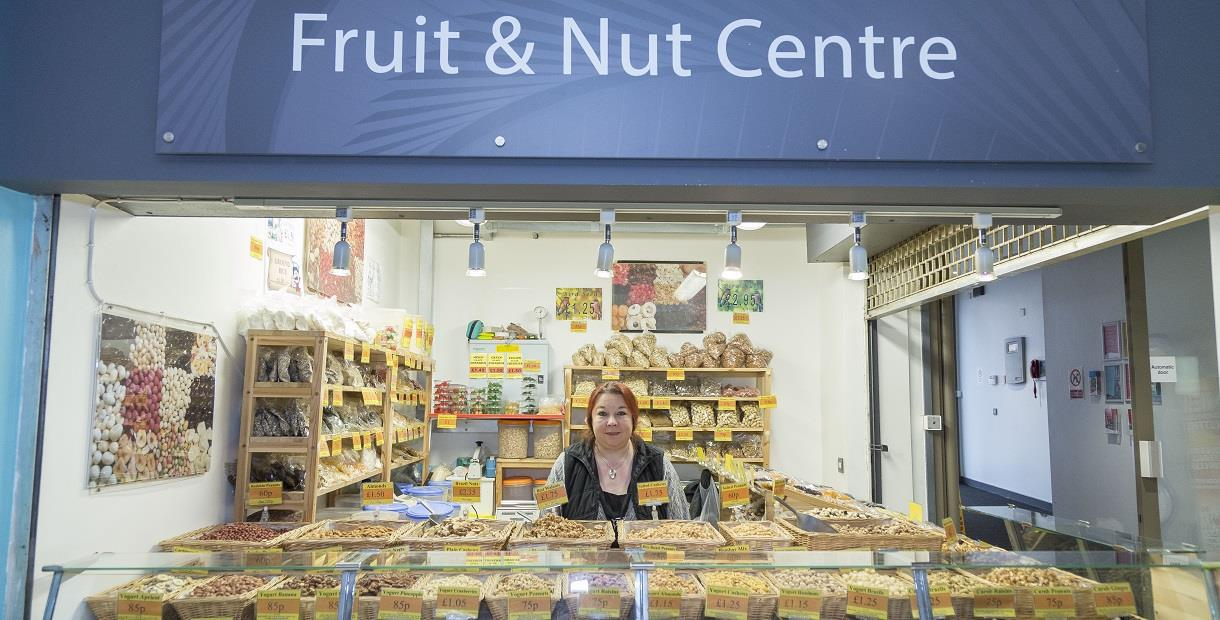 Fruit & Nut Stall