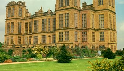 October Half Term at Hardwick Hall