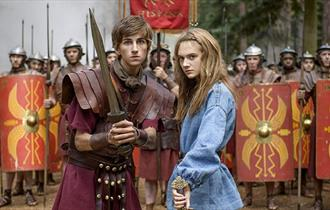 Film: Horrible Histories: The Movie - Rotten Romans (TBC)