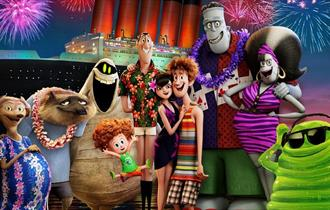 Film: Hotel Transylvania 3 - Summer Vacation (TBC)