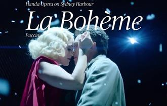 Satellite: La Bohème on Sydney Harbour