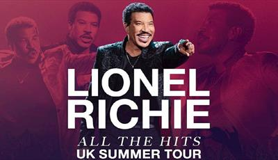 Lionel Richie - All the Hits UK Summer Tour