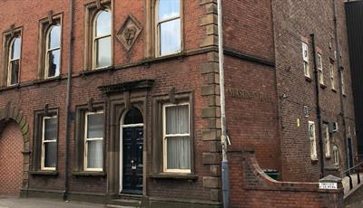 Chesterfield Masonic Hall Open Days