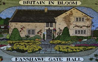 Millthorpe Well Dressing
