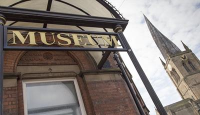 Chesterfield Museum and Art Gallery