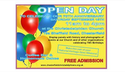 Christadelphian Church Open Day