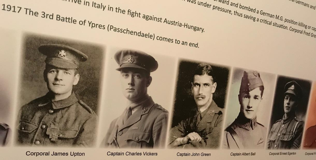 Exhibition: Remembering WW1