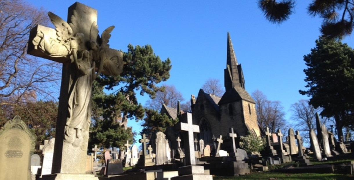 Guided Tours of Spital Cemetery