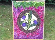 Spital Cemetery Well Dressing 2018