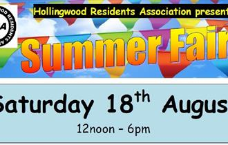 Hollingwood Residents Association Summer Fair
