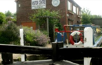 Walk numbers 5 and 25 - Try Nordic Walking: Tapton Lock