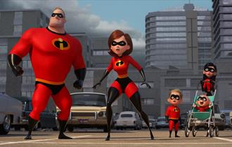 Film: The Incredibles 2 (PG)