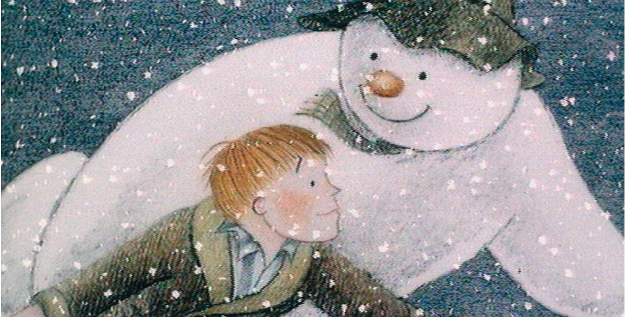 The Snowman - also including A Donkeys Tale