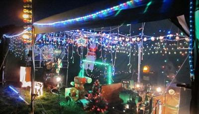 Ashover Vintage Festival of Light