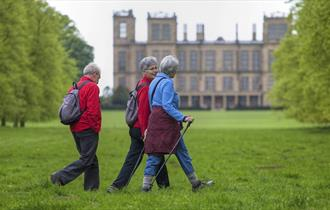 Try Nordic Walking - Hardwick Inn